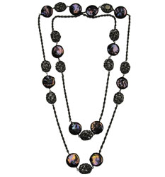 "Necklace from ""Moneta"" collection"